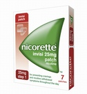 Nicorette Invisi Patch 7 (Step 1/2)