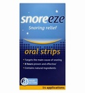 Snoreeze snoring relief oral strips (14)