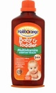 Haliborange Baby & Toddler Multivitamin Orange Liquid (250ml)
