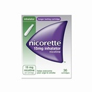 Nicorette 15mg Inhalator (36 Cartridges)