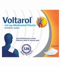 Voltarol 140mg Medicated Plaster Diclofenac Sodium (2 Patches)