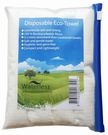4 x Waterless Disposable Eco-Towels