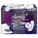 Always Discreet Night Pads for Sensitive Bladder (6)