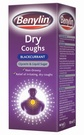 Benylin Dry Coughs Non-Drowsy Blackcurrant  (150ml)
