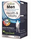 Natures Aid Multi-nutrient with Superfoods for Men (30 Caps)