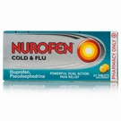Nurofen Cold and Flu (24 Tablets)