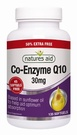 Natures Aid Co-Enzyme Q10 30mg (135 Softgels)