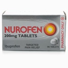 Nurofen Tablets 200mg (96 Tablets)
