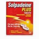 Solpadeine Plus Tablets (32 Tablets)