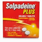 Solpadeine Plus Soluble (32 Tablets)