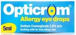 Opticrom Allergy Eye Drops (10m)