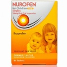 Nurofen For Children Singles (8 Sachets)