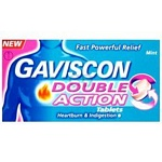 Gaviscon Double Action Tablets (48 Tablets)