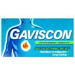 Gaviscon Peppermint Tablets (32 Tablets)