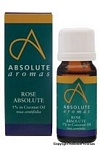Rose Absolute 5% in Coconut Oil - Pure Essential Oils - 10ml